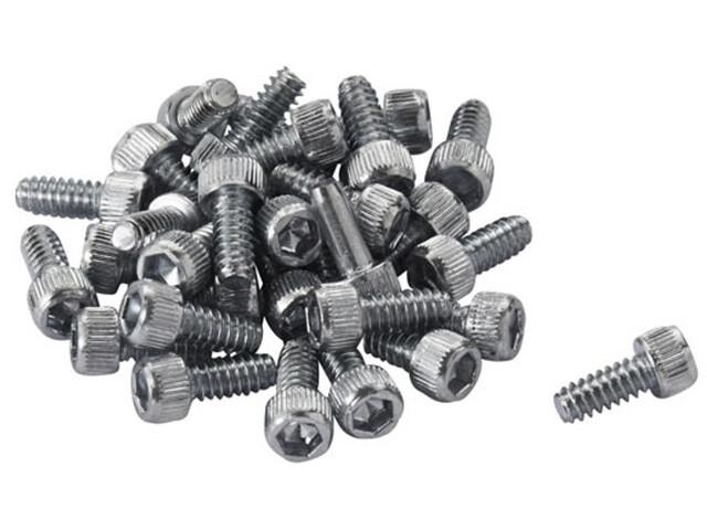 Reverse Pedal Pin Set US Size für Escape Pro+Black One Stahl 42 Stück stahl